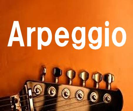 アルペジオ アコギ